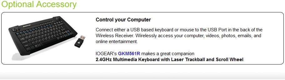 Keyboard Accessory