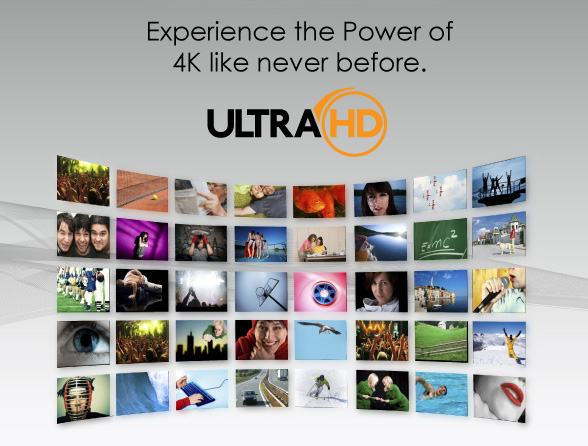Ultra HD on KVMGalore