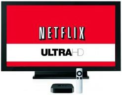 Ultra HD on Netflix