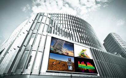 Ultra HD Digital Signage