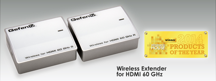 GefenTV Wireless for HDMI 60 GHz Extender