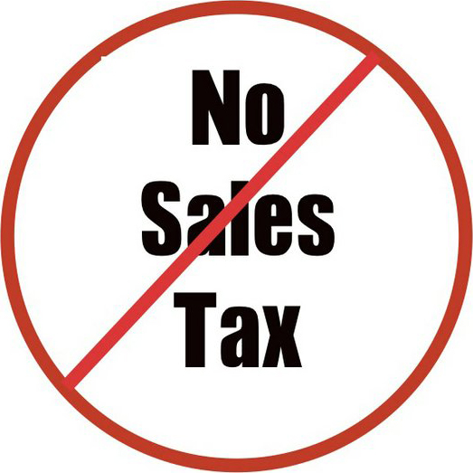 Sales tax-exempt