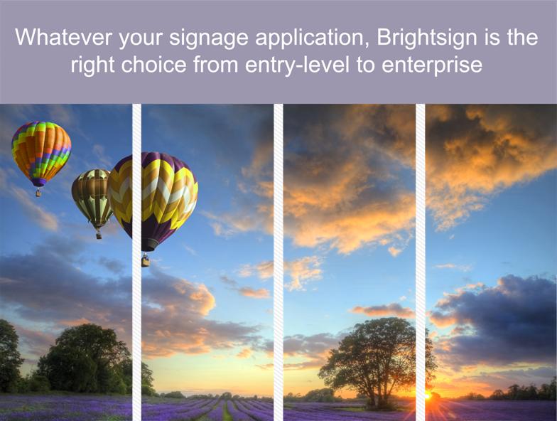 BrightSign series-3