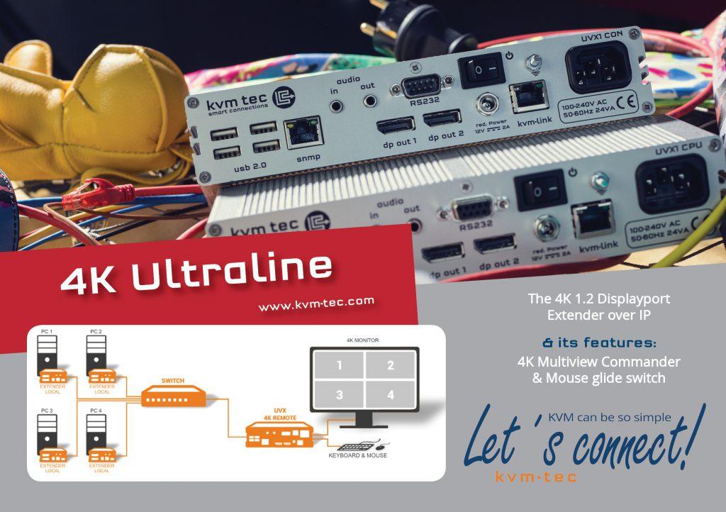 4K UVX Ultraline