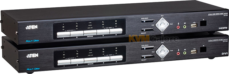 ATEN Multi-View KVMs