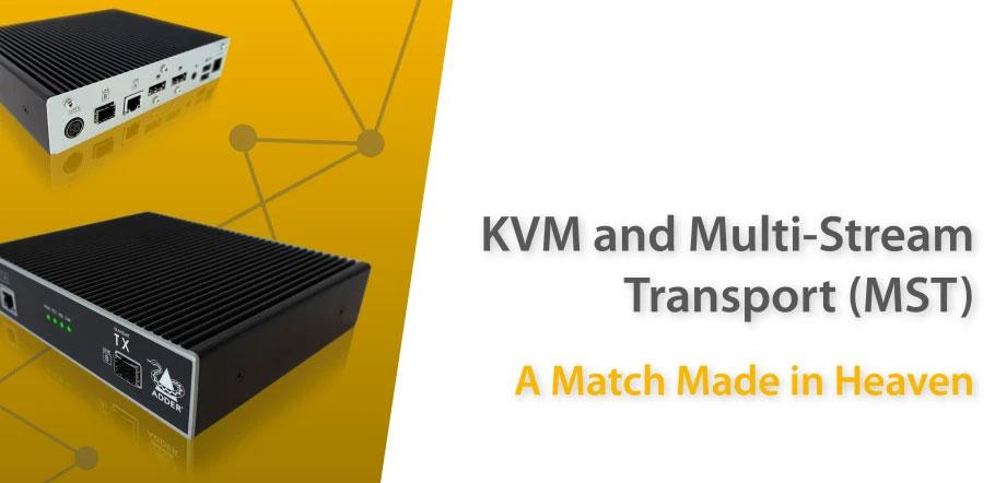KVM and MST