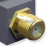 F-Type female connector